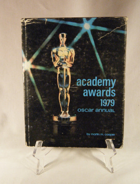 """1979 Academy Awards Oscar Annual"" Book (HB)"