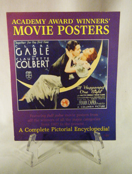 """Academy Awards Winner Movie Posters: A Complete Pictorial Encyclopedia!"" Book (SC)"