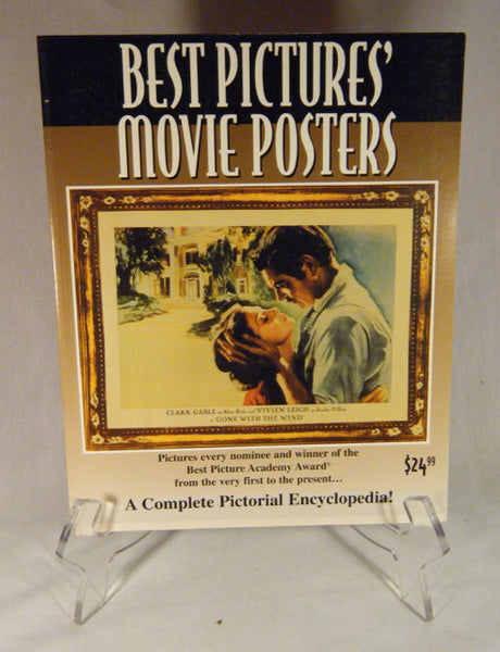 """Best Picture's Movie Posters: A Complete Pictoral Encyclopedia!"" Book (SC)"