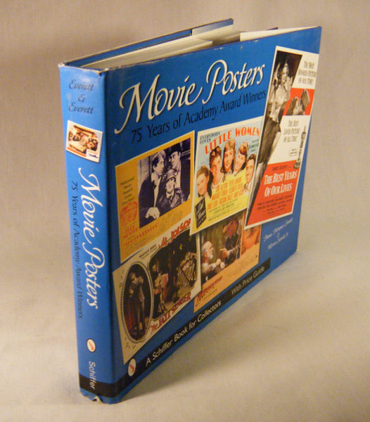 """Movie Posters: 75 Years of Academy Awards Winners"" Book (HC)"