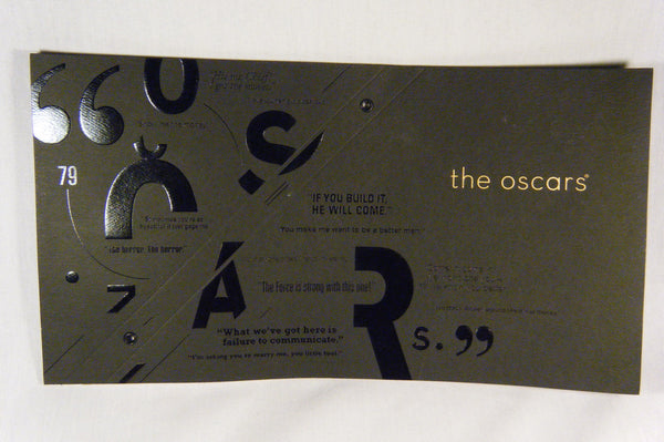 79th Academy Awards Program