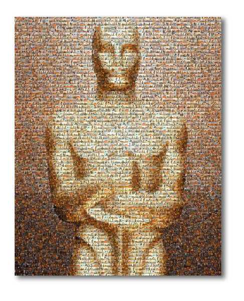 "2016 Limited Edition Best Picture Mosaic Poster, 16""x20"""
