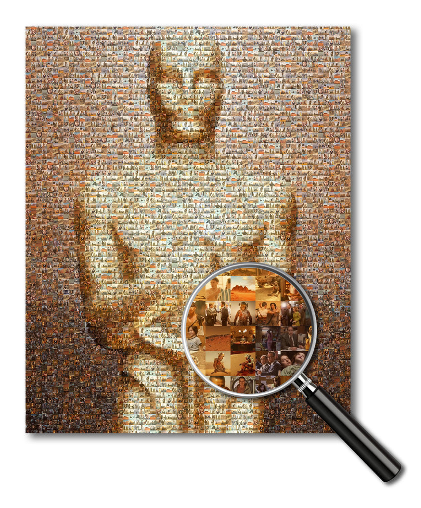 "2016 Limited Edition Best Picture Mosaic Poster, 8""x10"""
