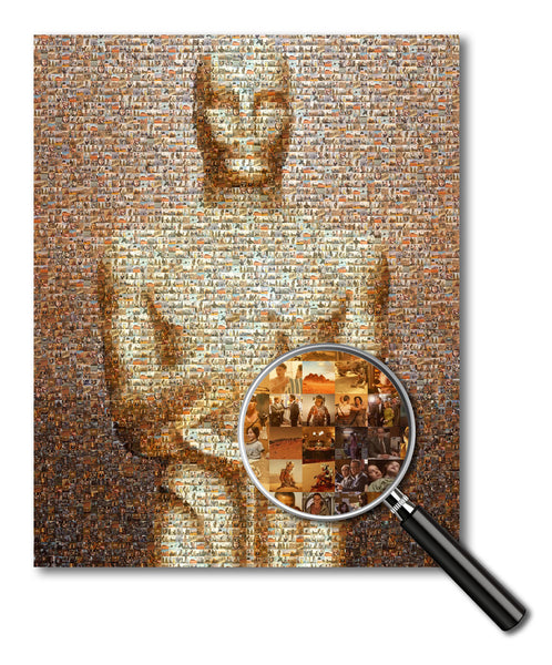 "2016 Limited Edition Best Picture Mosaic Poster, 20""x30"""