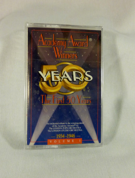 """Academy Awards Winners: The First 50 Years"" Cassette"