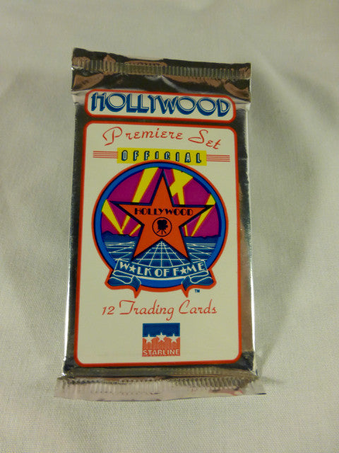 Hollywood Walk of Fame Trading Cards
