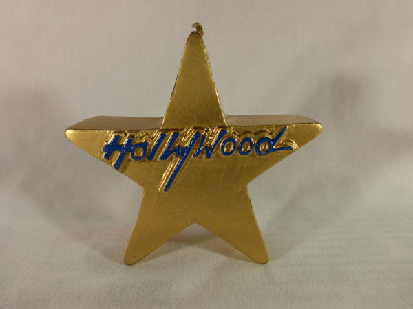 Hollywood Star Candles