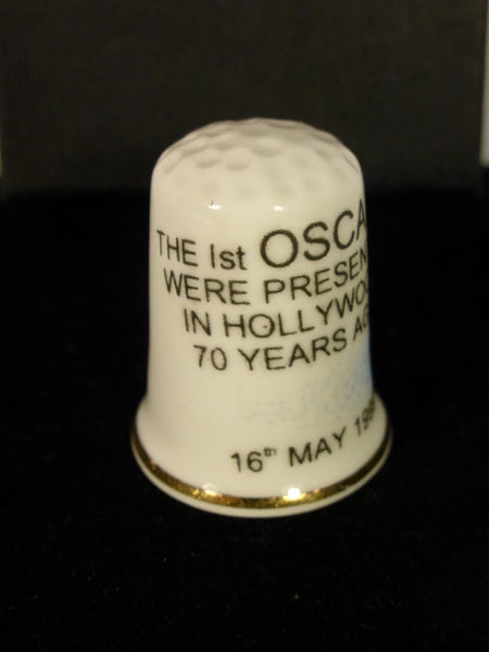 70th Academy Award Commemorative Thimble