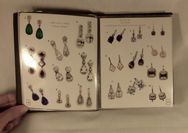 2004 Academy Awards Harry Winston Catalog