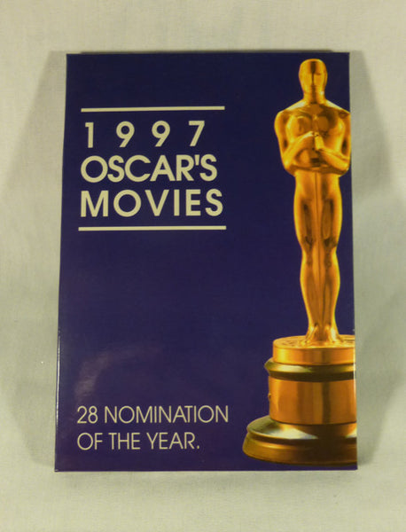 """1997 Oscar Movies"" Postcard Set"