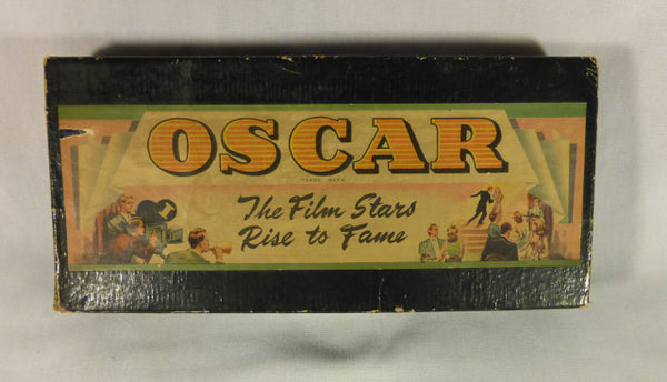 """Oscars: The Film Stars Rise to Fame"" Game Pieces"