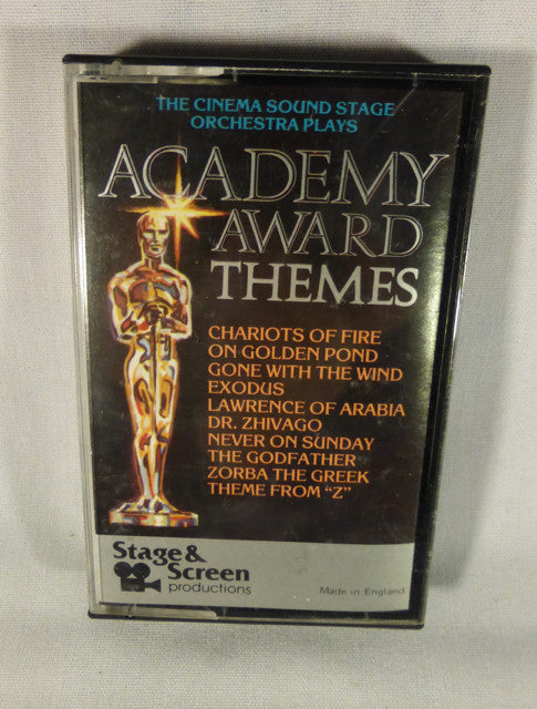 """Academy Awards Themes"" Cassette"