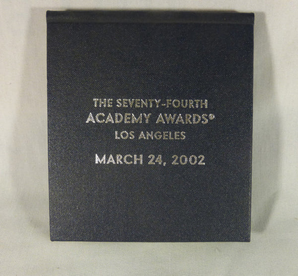 74th Academy Awards Vanity Fair Notepad and Pencil