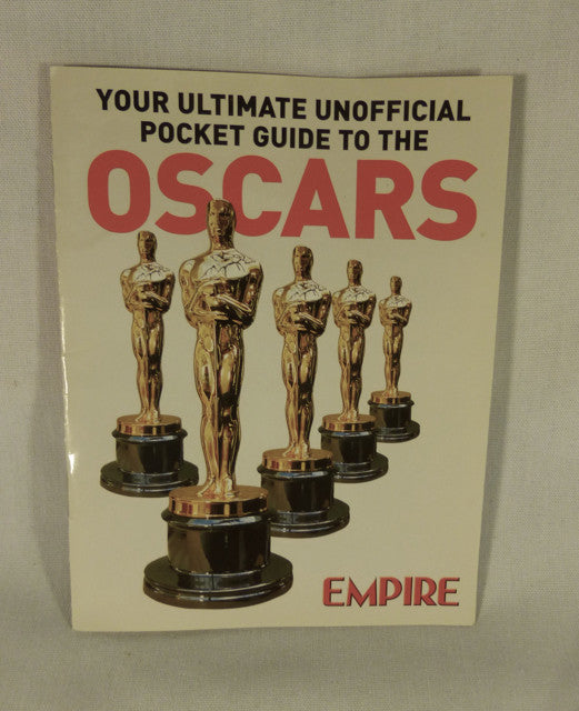 """Your Ultimate Unofficial Pocket Guide to the OSCARS"" Book (SC)"