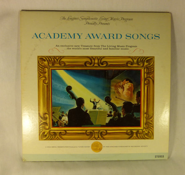 """Academy Awards Songs"" LP"