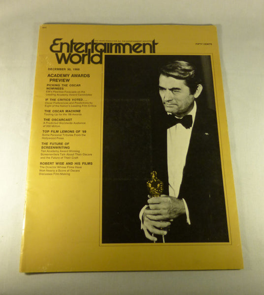 "Entertainment World, ""Academy Awards Preview"" Dec 30, 1969"