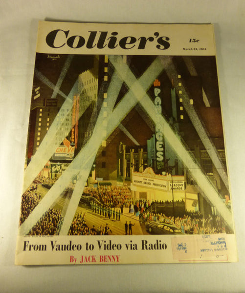 Collier's Magazine, March 24, 1951