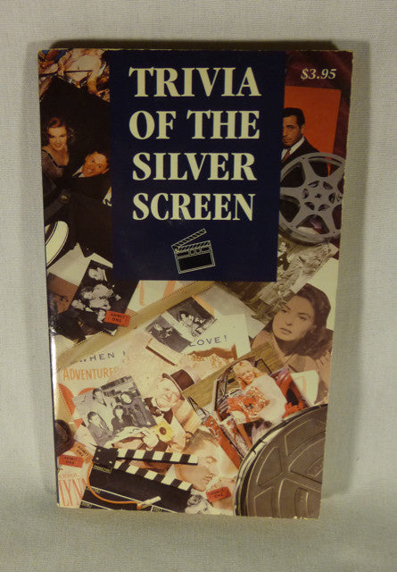 """Trivia of the Silver Screen""Book (PB)"
