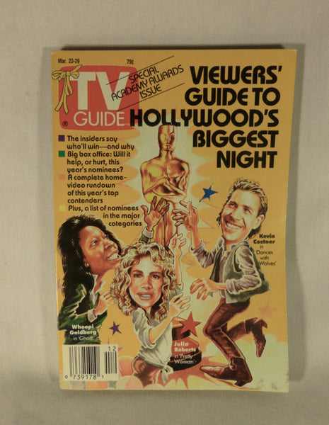 TV Guide, March 23, 1991