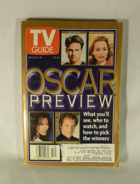 TV Guide, March 22, 1997