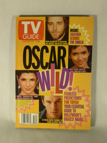 TV Guide, March 23, 2002