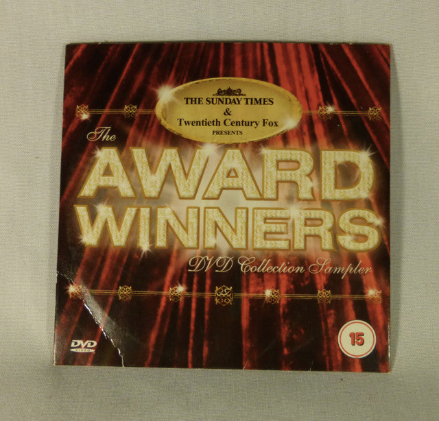 """The Award Winners DVD Collection Sampler"" DVD"