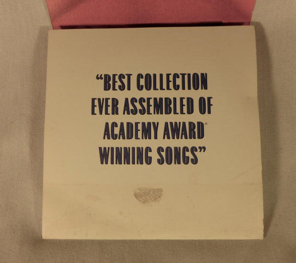"""The Envelope Please... Academy Awards Winning Songs Sampler"" CD"