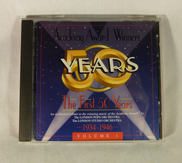 """Academy Awards The First 50 Years"" Vol. 1, CD"