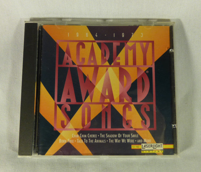 """1964-1973 Academy Awards Songs"" CD"