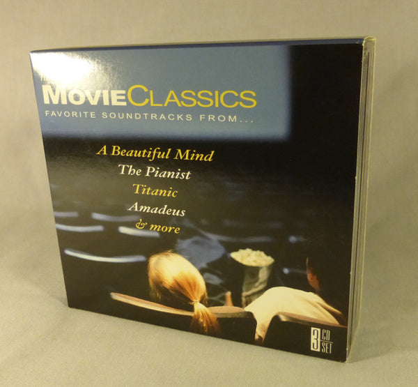 """Time-Life's Movie Classics"" 3-CD Boxed Set"