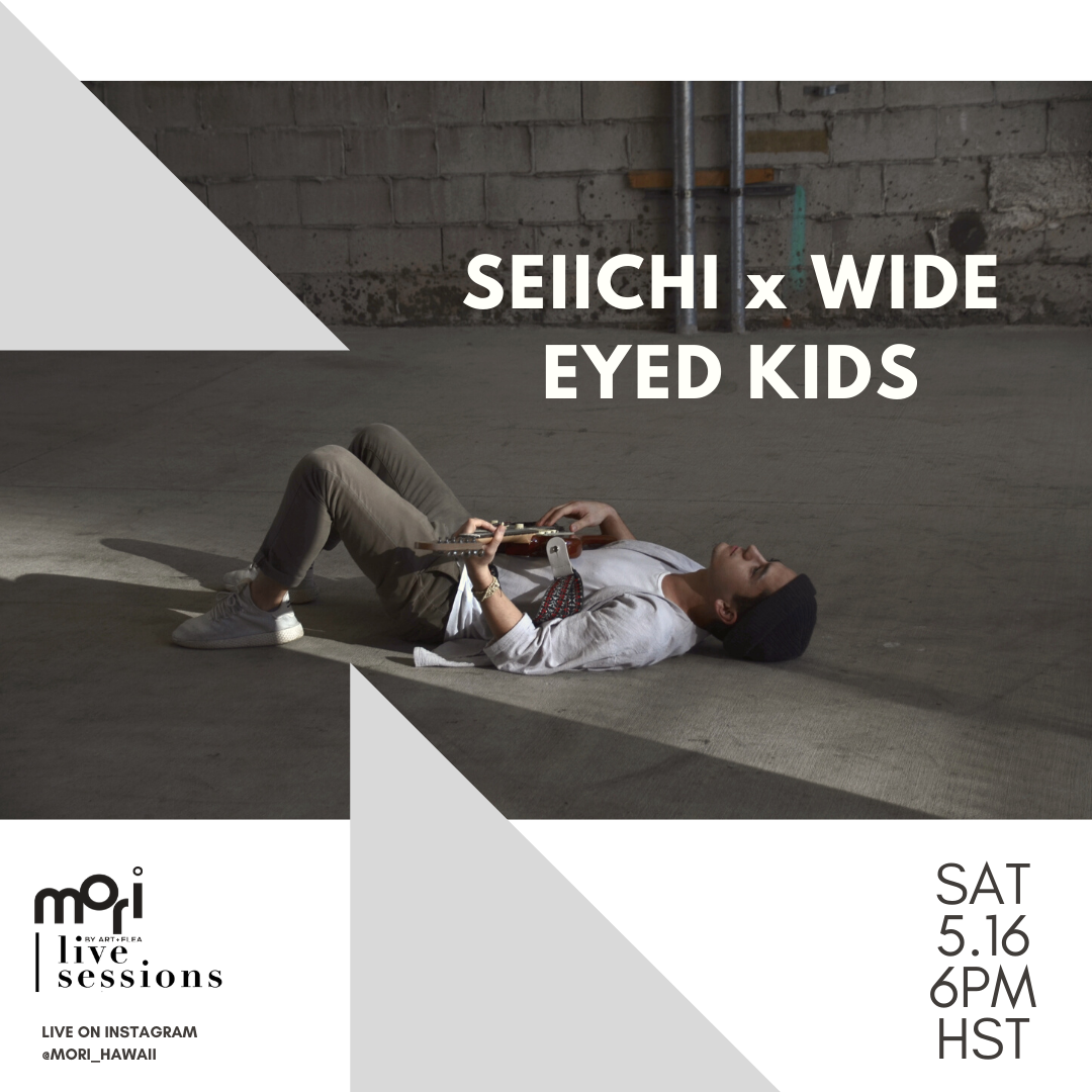 MORI LIVE SESSIONS FEATURING SEIICHI X THE WIDE EYED KIDS