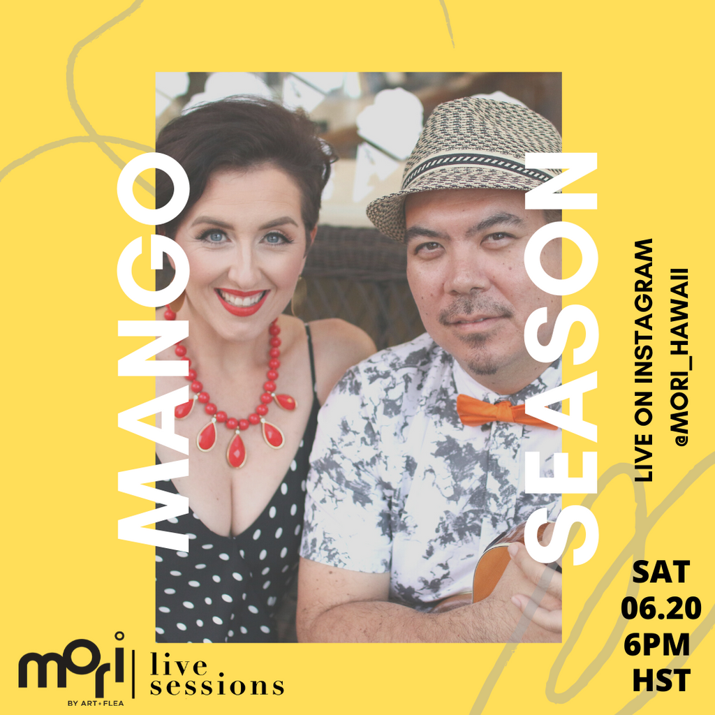MORI LIVE SESSIONS FEATURING MANGO SEASON MUSIC