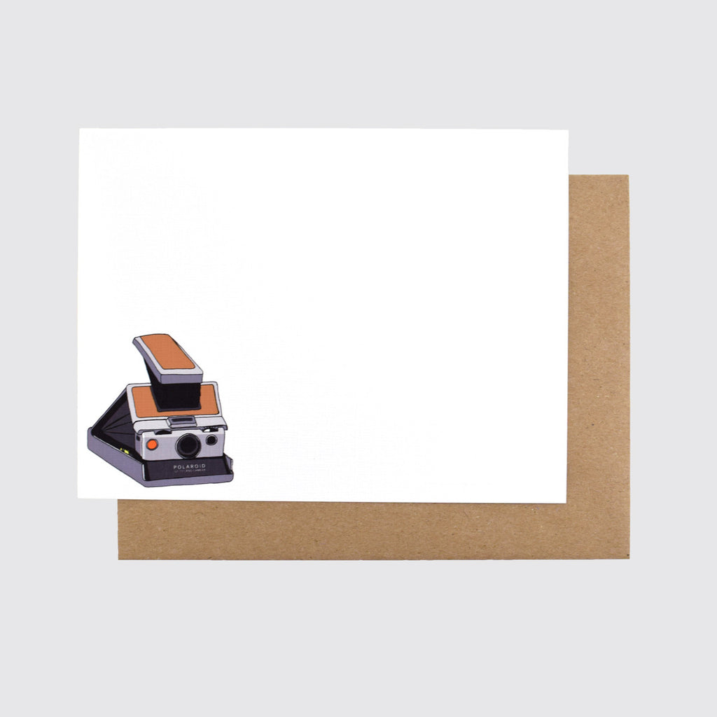 Assorted Notecard Set in Cameras