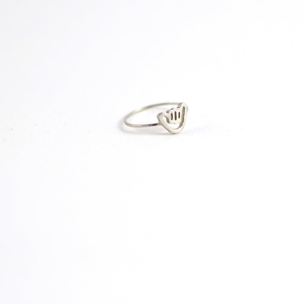 SHAKA RING BY MYTE