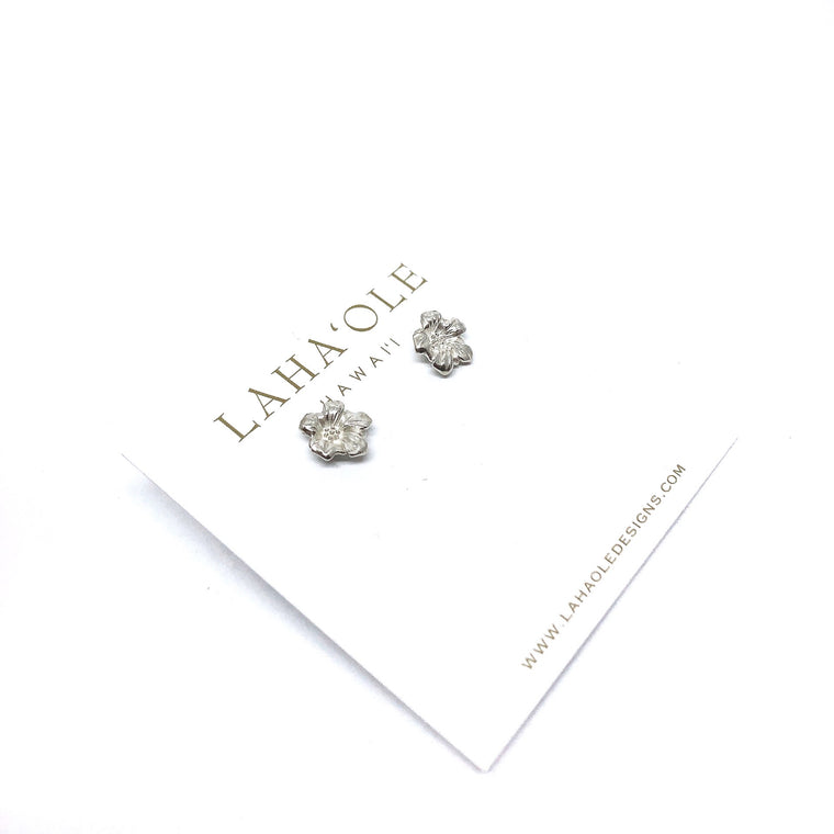 'Ilima Studs by Lahaole Designs