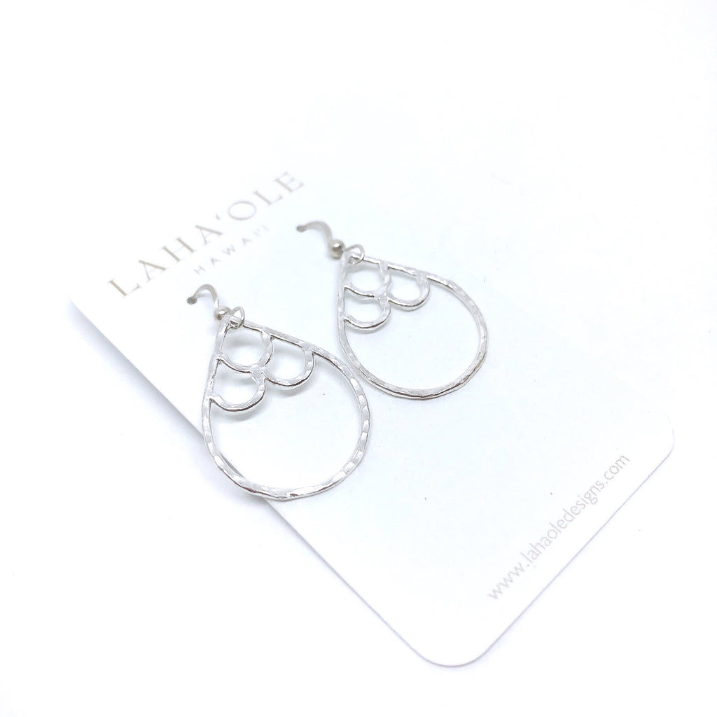 Kai Nalu Earrings  by Lahaole Designs