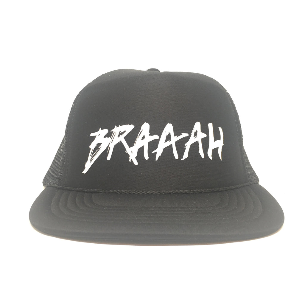 TRUCKER HAT BY BRAAAH
