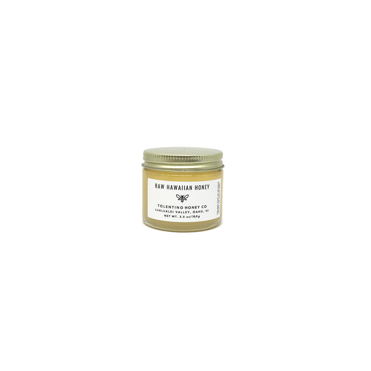 Raw Hawaiian Honey 3 oz