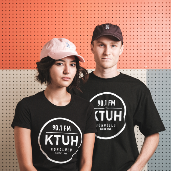 KTUH Men's Logo T-Shirt