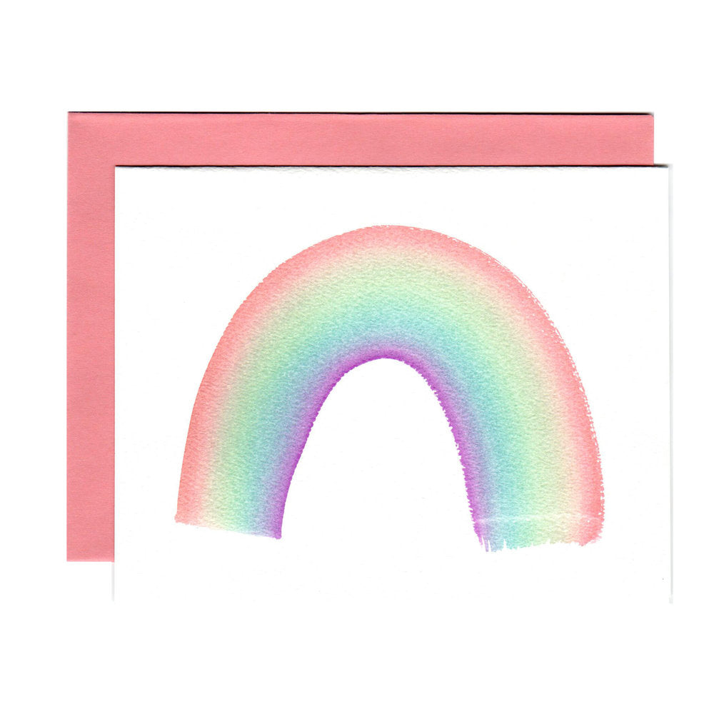 Rainbow Notecard Set