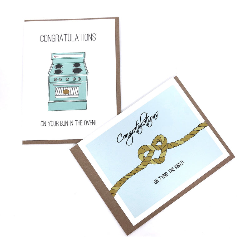 Celebration Series Greeting Cards