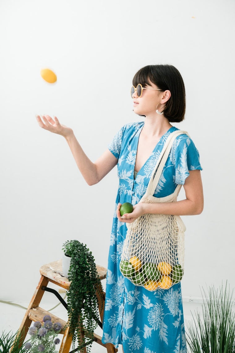 Eco Grocery Net Bag