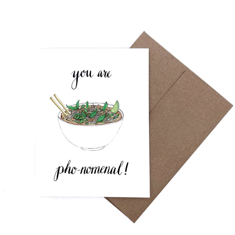 Food Series Greeting Cards