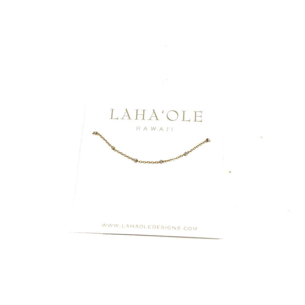 One Necklace by Lahaole Designs