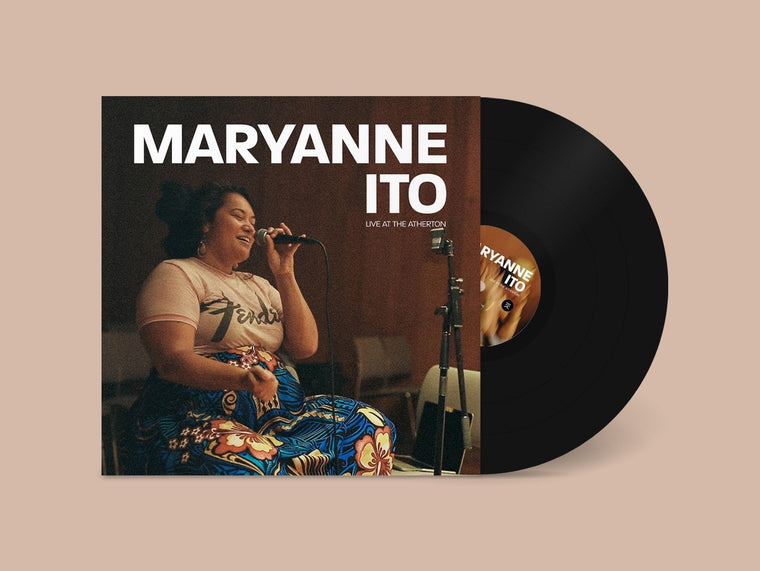 Maryanne Ito Live at the Atherton