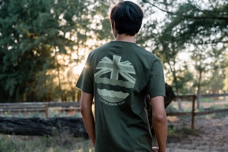 Positive Mental Aloha T-Shirt