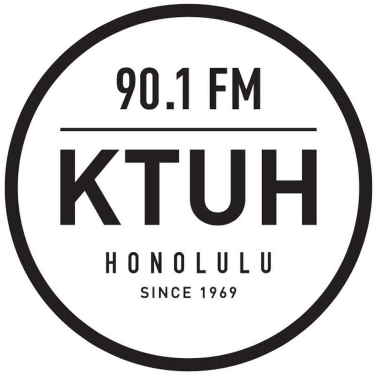 Ktuh logo sticker