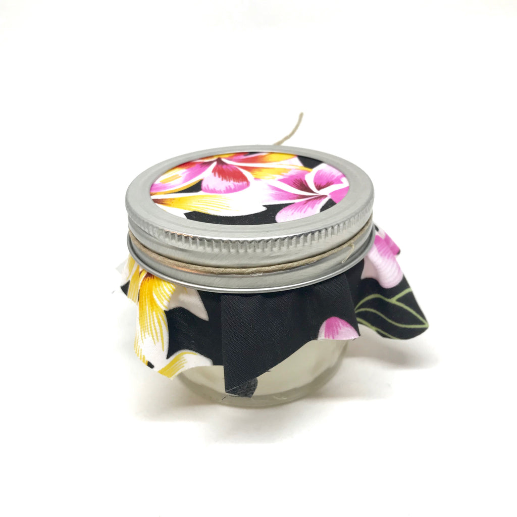 Hula Skirt Candle