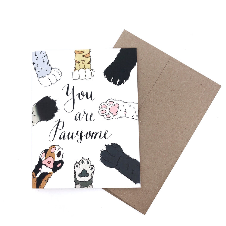 Neko Series Greeting Cards