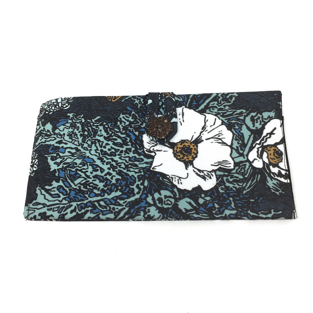 Botanical Design Clutch